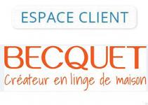 Becquet.fr espace fidélité