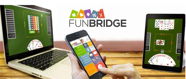 application mobile Funbridge
