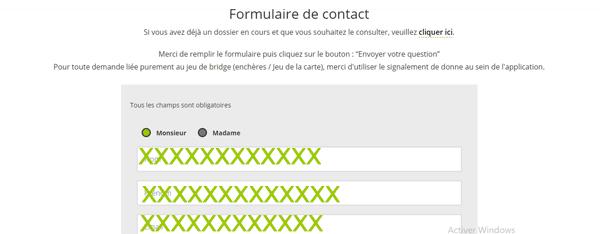 Contact Funbridge