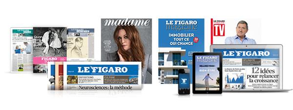 Mon espace personnel Le Figaro