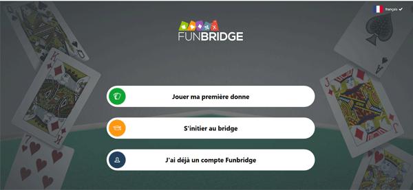 ouvrir compte funbridge