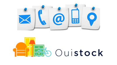 contacter ouistock