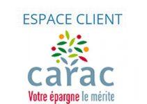 Espace adhérent Carac