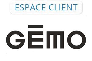 S'inscrire à un compte client Gémo
