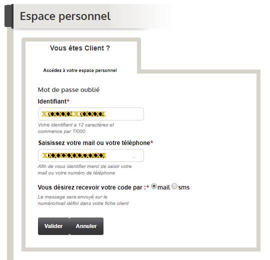 """j'ai oublié mon mot de passe, que faire ? contactez """"info @eamail.fr"""""""