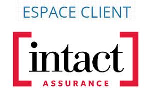 intact assurance espace client