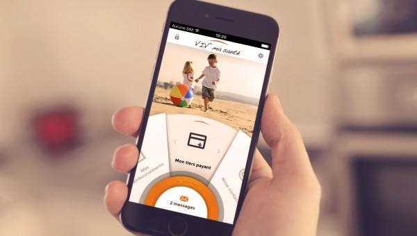 mon application mobile viv' ma santé