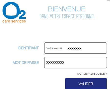 Se connecter à mon espace client sur O2.fr
