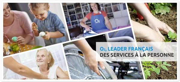 O2, société de services à la personne
