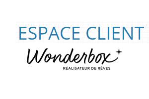 espace personnel wonderbox