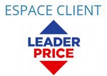 mon compte personnel leader price