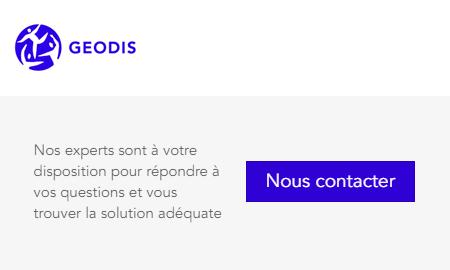 Contacter Geodis