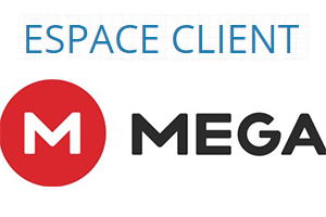 mega espace client