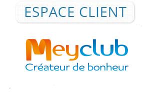 Meyclub Mon compte