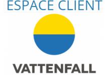 vattenfall particulier espace client