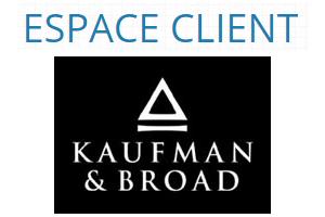 espace client kaufman & broad