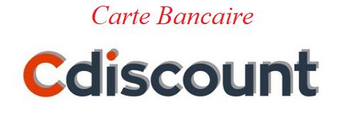 mon compte Carte Bancaire C-discount