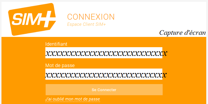 connexion mon simplus espace client