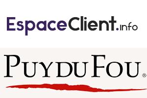 mon compte Puy Du Fou
