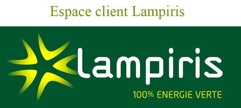 mylampiris espace client