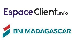 Mon compte BNI Madagascar